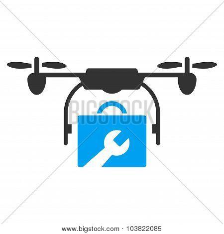 Service Drone Icon