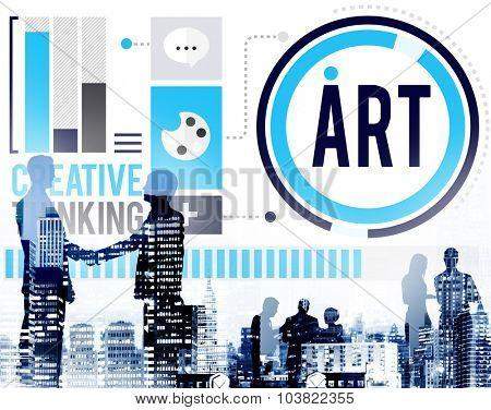Art Artwork Creation Creative Hobby Concept