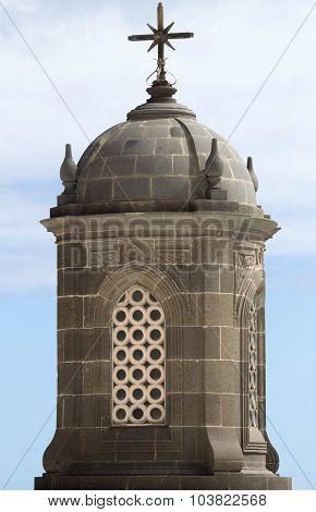 Las Palmas De Gran Canaria, Santa Ana Cathedral, Architectural Detail