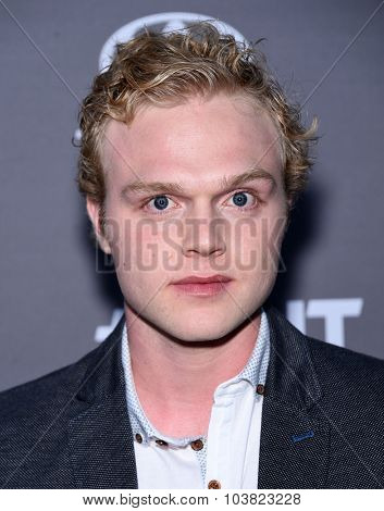LOS ANGELES - SEP 26:  Joe Adler arrives to the TGIT Premiere Red Carpet Event  on September 26, 2015 in Hollywood, CA.