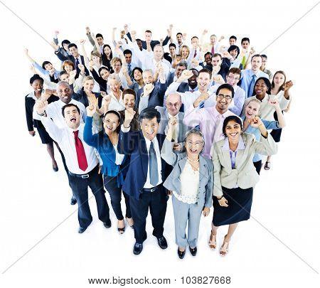 Business Collaboration Colleagues Teamwork Team Concept