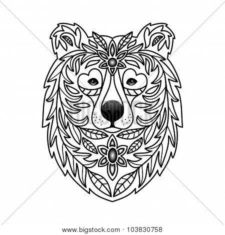 Ornamental Bear