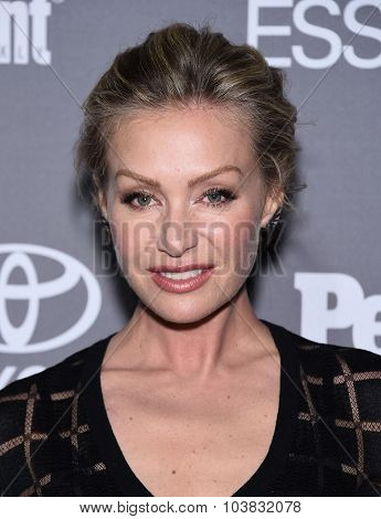 LOS ANGELES - SEP 26:  Portia De Rossi arrives to the TGIT Premiere Red Carpet Event  on September 26, 2015 in Hollywood, CA.