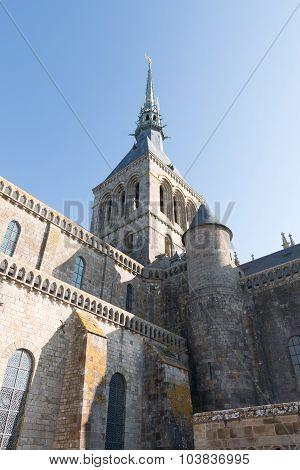 Le Mont Saint Michel, Normandy, France 2015