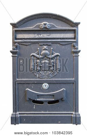 Beautiful Old Mailbox .