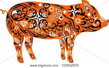 Pig,  animal, cattle, mammal,