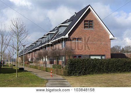 Typical Dutch Housing