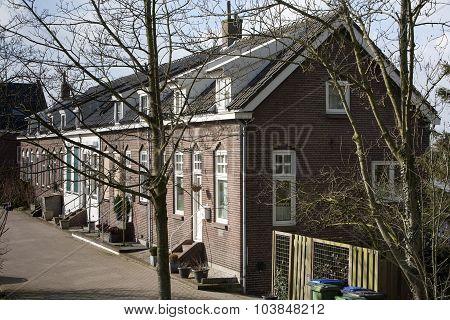 Typical Dutch Street