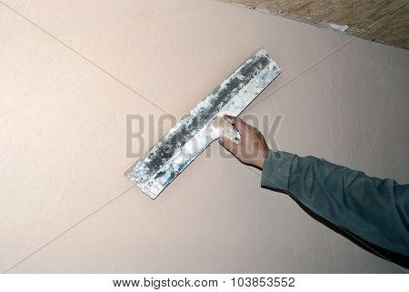 Hand Plasterer