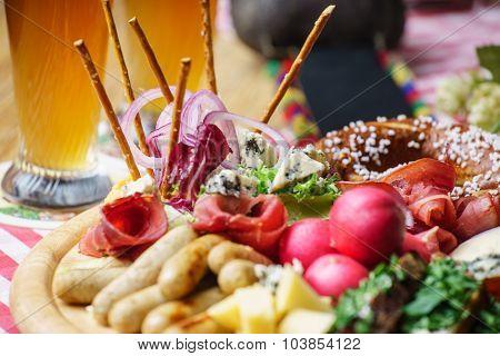 oktoberfest appetizer