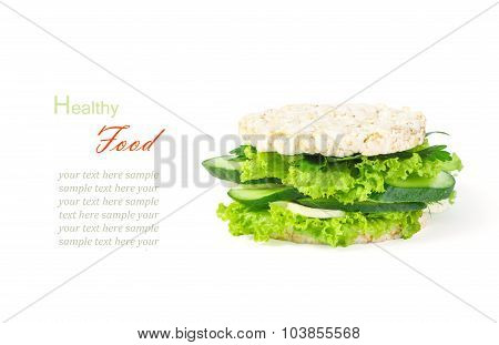 The Concept Of A Healthy Food, Diet, Losing Weight, Vegeterian.