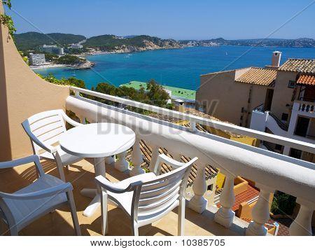 Apartmen Balcony