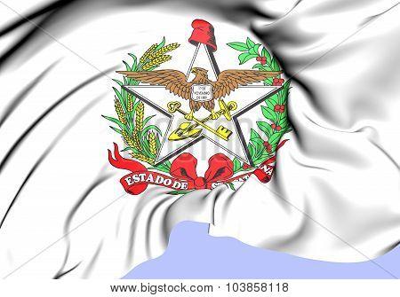 Santa Catarina Coat Of Arms, Brazil.