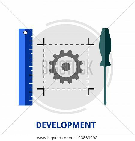 vector - development