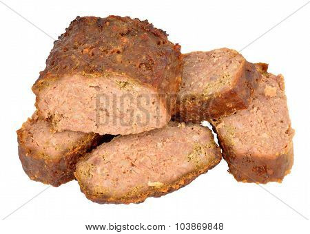 Cooked Meatloaf