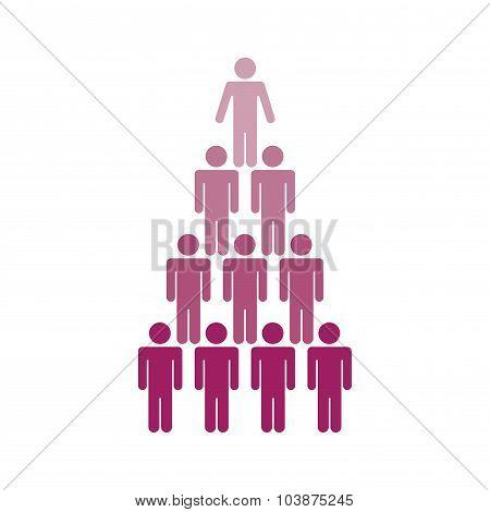 Teamwork - Vector Illustration