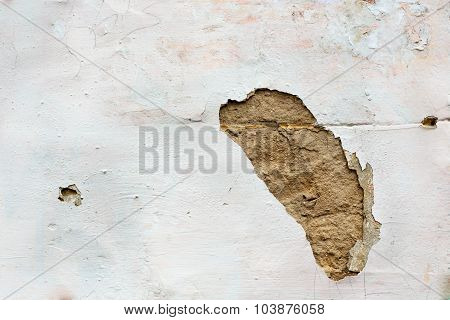 Hole In Wall Plaster