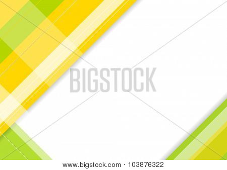 Abstract geometric minimal background for your design. Vector corporate illustration