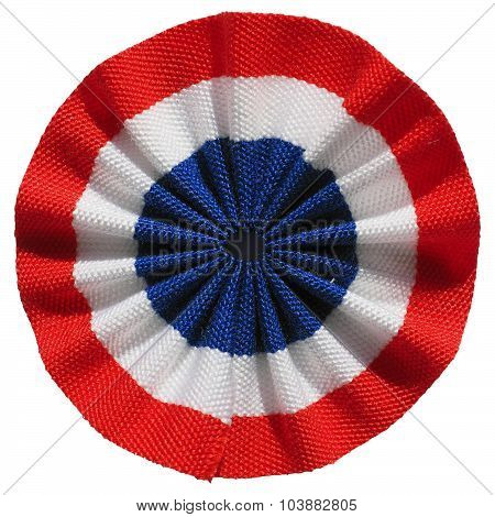 Roundel Of France Isolated