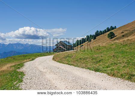 Dolomites Mountain Trail