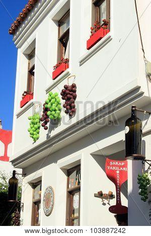 Wine House in Bozcaada