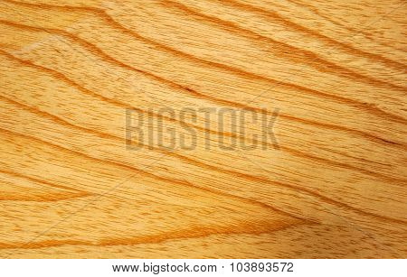 Lacquered wooden board, background
