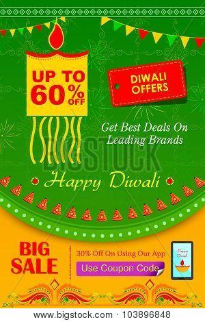 Happy Diwali holiday offer