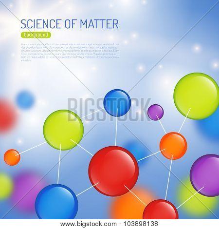 Science Background Illustration