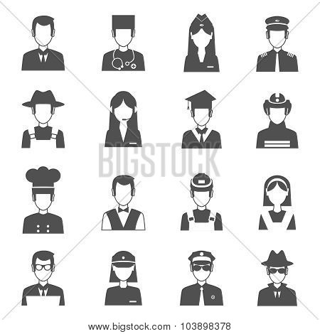 Profession Avatar Set