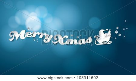 Christmas holidays vector design