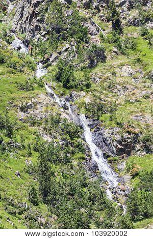Cascade in Andorra