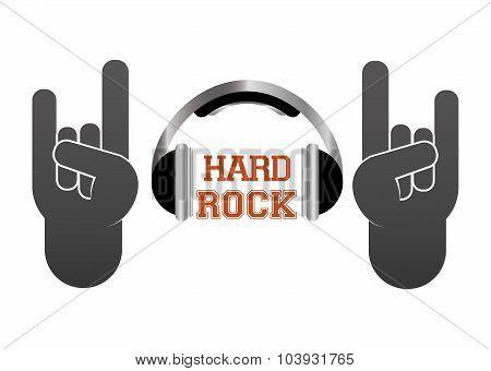 Hard Rock design