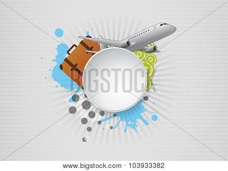 Travel Balnk Area