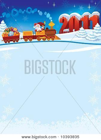 Tren de Santa Claus
