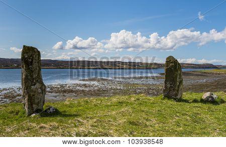 Standing Stones  Kensaleyre