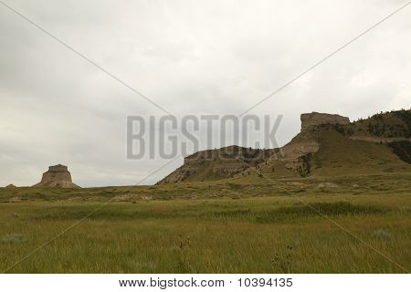 Scottsbluff Landscape