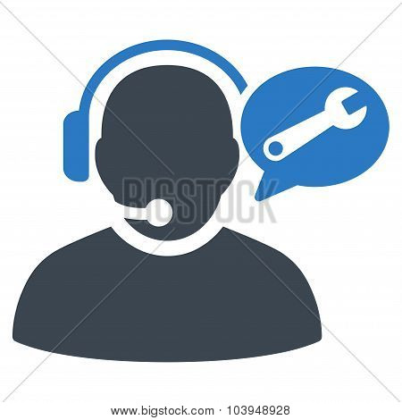 Operator Service Message Icon