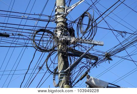 Dangerous Electrical Wiring