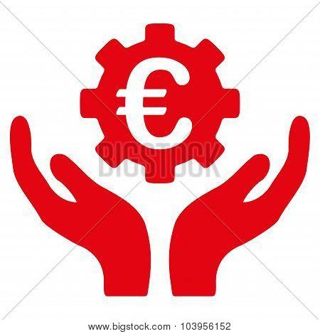 Euro Maintenance Icon