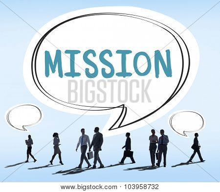 Mission Target Plan Motivation Organization Concept