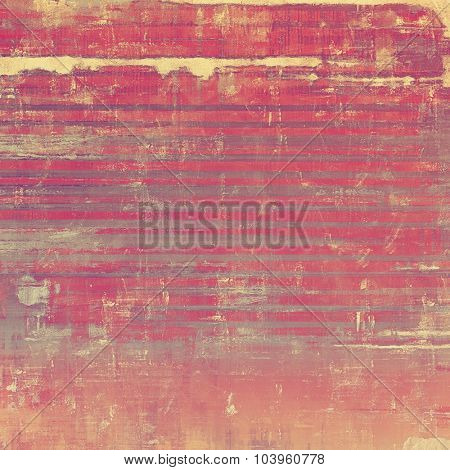 Old abstract grunge background for creative designed textures. With different color patterns: yellow (beige); gray; pink; purple (violet)
