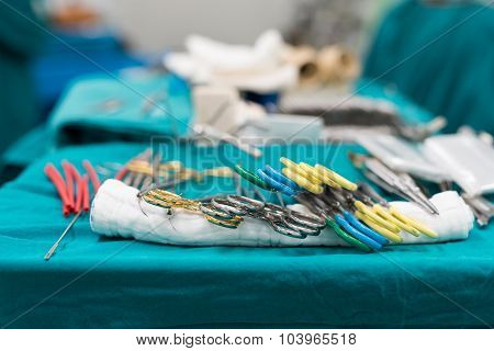 Medical Instruments For Surgery