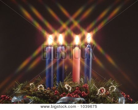 Advent Candle Of Love