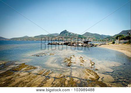 Skyros island , Sporades, Greece