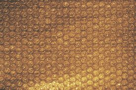 picture of bubble sheet  - air bubble sheet texture for background used - JPG