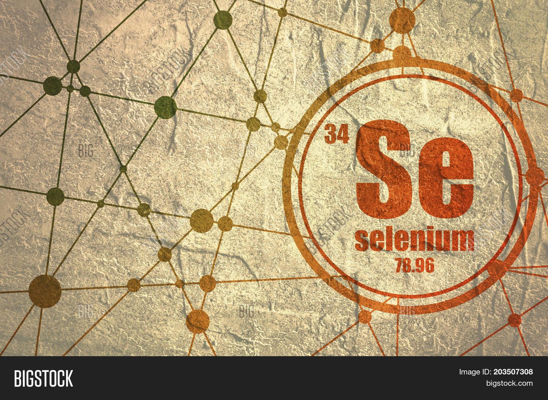 Selenium chemical element sign image photo bigstock selenium chemical element sign with atomic number and atomic weight chemical element of periodic buycottarizona