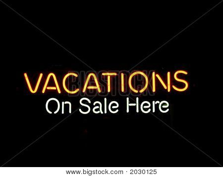 Neon Vacations