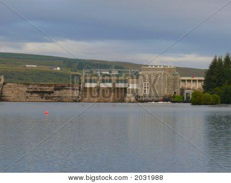 Lairg Dam