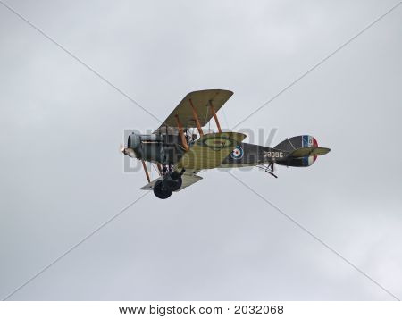 Bristol Fighter Flying