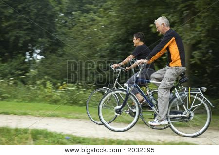 Biking Seniors